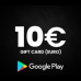 Google Play Gift Code 10 (USD)