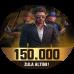 150.000 + 15000 BONUS Zula Altını Epin