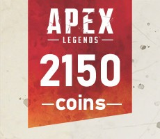 Apex Legends Origin 2150 Coins