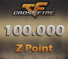 100.000 Z8 Points Epin