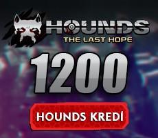 1200 Hounds Kredi Epin