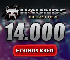 14000 Hounds Kredi Epin