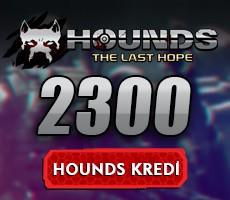 2300 Hounds Kredi Epin