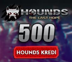 500 Hounds Kredisi Epin