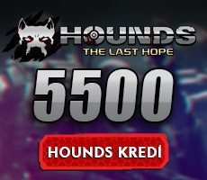 5500 Hounds Kredi Epin