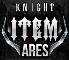 Knight Online Ares item