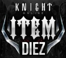 Knight Online Diez item
