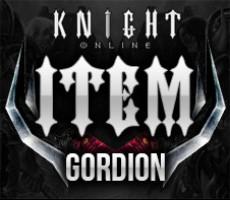 Knight Online Gordion item
