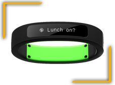 Razer Nabu Green (Small/Medium)