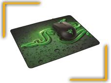 Razer Abyssus Mouse + Goliathus Speed Mousepad Paketi