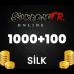 Silkroad Online Türkiye 1100 Silk