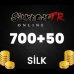 Silkroad Online Türkiye 750 Silk