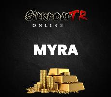 Silkroad Online Türkiye Myra 10M