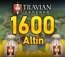 1600 Travian Altin E PAKET