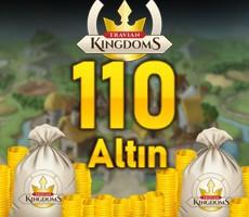 Travian Kingdoms 110 Altın