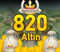 Travian Kingdoms 820 Altın