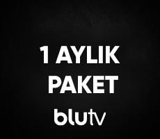 BluTV 1 Aylık Üyelik