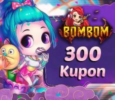BomBom 300 Kupon 2 TL