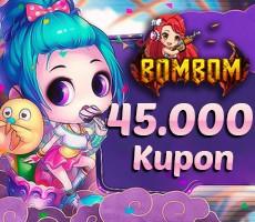 BomBom 45000 Kupon 300 TL
