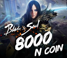 Blade And Soul 8000 NCoin