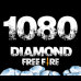 Free Fire 1080 + 108 Diamond