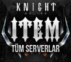 Knight Online Tüm Serverlar