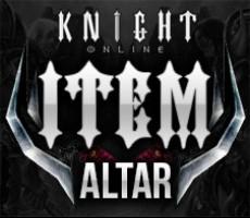 Knight Online Altar İtem