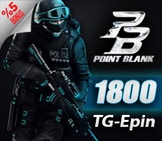 Point Blank 1.800 TG Epin