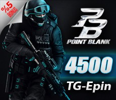 Point Blank 4.500 TG Epin