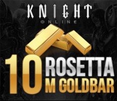 Knight Online Rosetta 10 m