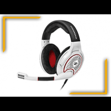 Game One Beyaz Oyuncu Kulaküstü Kulaklık