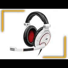Game Zero Oyuncu Kulaküstü Kulaklık Beyaz
