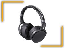 HD 4.30i Apple Siyah Kulaküstü Kulaklık