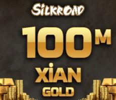 Silkroad Gold XİAN 100M
