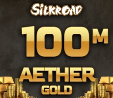 Silkroad Gold Aether 100M