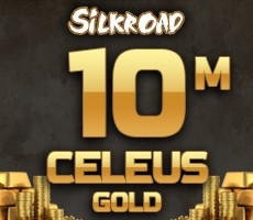 Silkroad Gold Celeus 10M