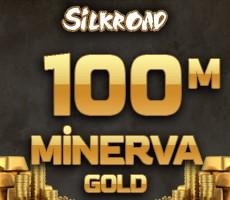 Silkroad Gold Minerva 100M