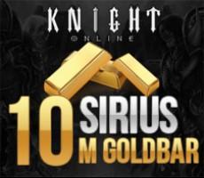 Knight Online SIRIUS 10 m