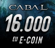 Cabal Online 16000 eCoin Epin