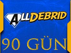 Alldebrid Premium 90 Gün
