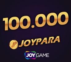 Joygame 100.000 Joy Para