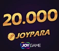 Joygame 20.000 Joy Para