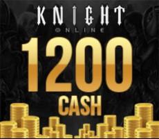 Knight Online 1200 Cash Esn Epin