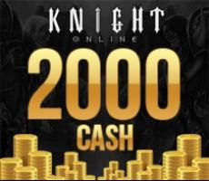 Knight Online 2000 Cash Esn Epin