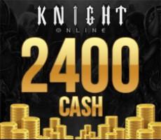 Knight Online 2400 Cash Esn Epin