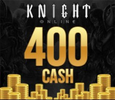 Knight Online 400 Cash Esn Epin