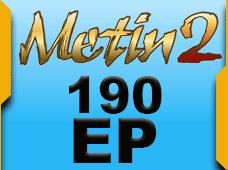 Metin2 25 TL Epin 190 EP