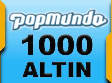 Popmundo 1000 Kredi  ( Rixty )