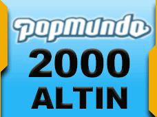 Popmundo 2000 Kredi  ( Rixty )