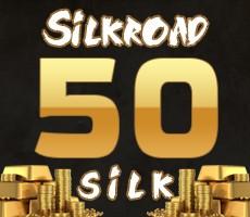SilkRoad 50 Silk